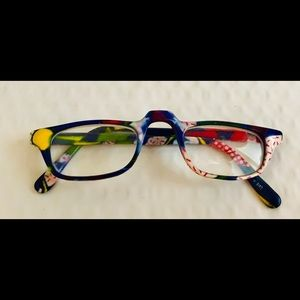 Accessories - New Readers glasses #4 Strength Multicolor Frames